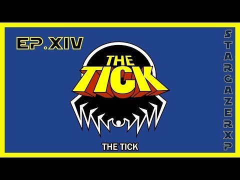 The Tick (1994-1996) - S02E01 (The Little Wooden Boy And The Belly Of Love) | Stargazer-XP