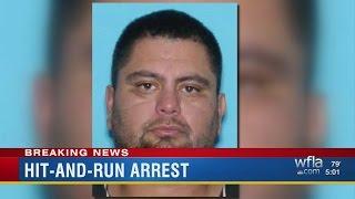 Hit-And-Run Arrest