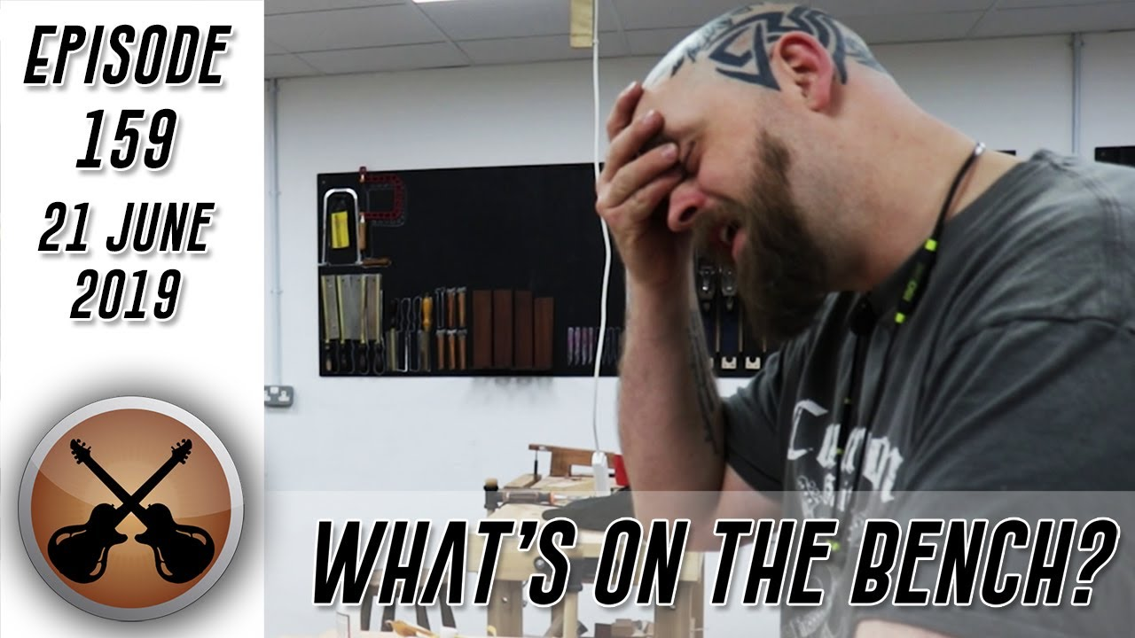 What's an Ugly Guitar?! – What's On The Bench? Ep 149