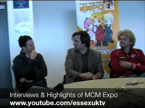 Bunny & The Bull Special: Press Interview at London MCM Expo October 2009