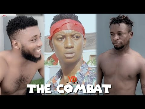 THE COMBAT || REAL HOUSE OF COMEDY || Behind the scene