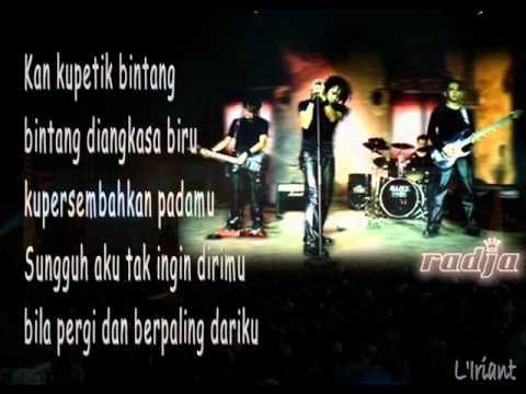 Download Lagu Radja-Pelarian Cinta.wmv Music Video