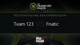 Fnatic vs SatuDuaTiga, game 1