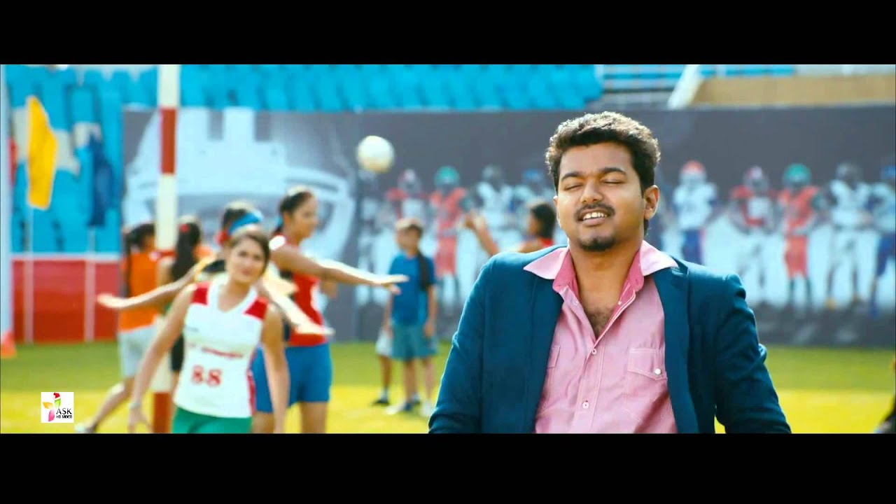 Antartica 1080p HD Bluray Video Song (Thuppakki)