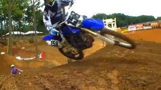 2. 2010 Yamaha YZ450F Motorcycle Review - A revolution in 450 MXers