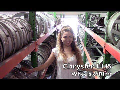 Factory Original Chrysler LHS Wheels & Chrysler LHS Rims – OriginalWheels.com