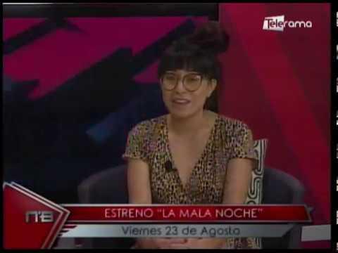 Estreno La Mala Noche película Ecuatoriana - Mexicana