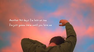 Alec Benjamin - Swim [Official Lyric Video]