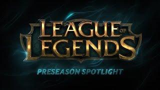 Nonton Preseason Spotlight 2015   League Of Legends Film Subtitle Indonesia Streaming Movie Download