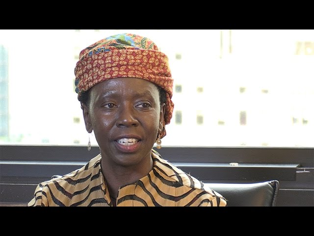 Why Give: Musimbi Kanyoro, President and CEO, Global Fund for Women