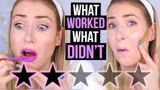 Video FULL FACE Testing WORST RATED Makeup: SEPHORA Edition! || What Worked & What DIDN'T MP3, 3GP, MP4, WEBM, AVI, FLV Januari 2018