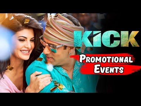 Kick Movie (2014) Promotion Events | Salman Khan, Jacqueline Fernandez, Nawazuddin Siddiqui