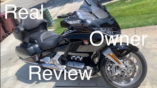 5. 2019 Honda GoldWing Tour Owner Review and Buying Experience Watch before you Buy a Gold Wing