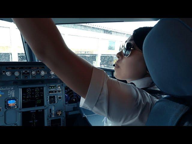 ジェットスター プロフェッショナルズ Vol.2「パイロット」編ムービー