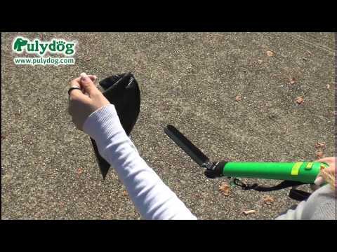 Pulydog strumento per la raccolta degli escrementi del tuo cane
