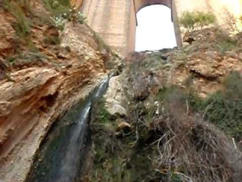 Tajo de Ronda. Descenso de Barrancos. Serranía de Ronda