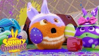 Video Cartoons for Children | SUNNY BUNNIES - EASTER EGGS | EASTER SPECIAL | Funny Cartoons For Children MP3, 3GP, MP4, WEBM, AVI, FLV April 2019