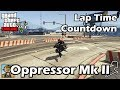 GTA 5 Best Fully Upgraded Bikes Lap Time Countdown