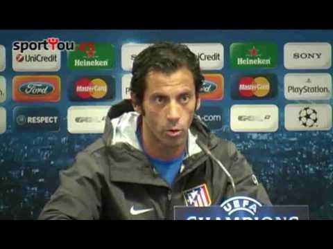 Quique Sánchez habla sobre el parido contra el Chelsea