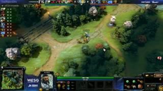 Fantastic Five vs Comanche, game 1