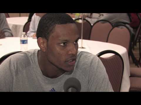 Devin Ebanks Draft Combine Interview