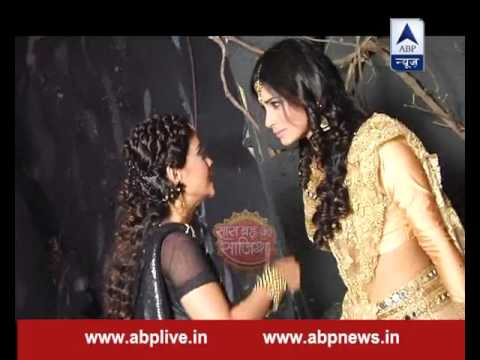 Video Naagin: Sisters Shesha and Shivanya get into a fight download in MP3, 3GP, MP4, WEBM, AVI, FLV January 2017