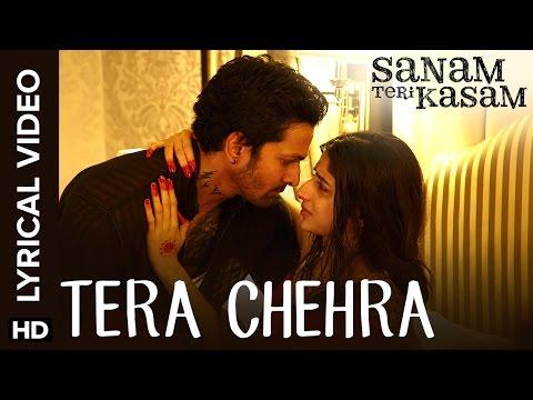 Video Lyrical: Tera Chehra | Full Song with Lyrics | Sanam Teri Kasam download in MP3, 3GP, MP4, WEBM, AVI, FLV January 2017