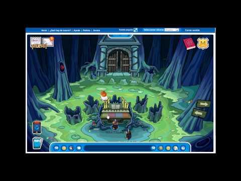 Noche de brujas 2011, Club Penguin