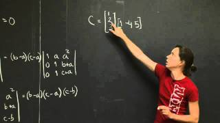 Properties Of Determinants | MIT 18.06SC Linear Algebra, Fall 2011