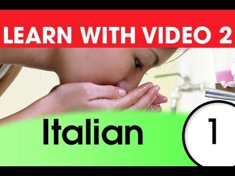 Der Alltag auf Italienisch