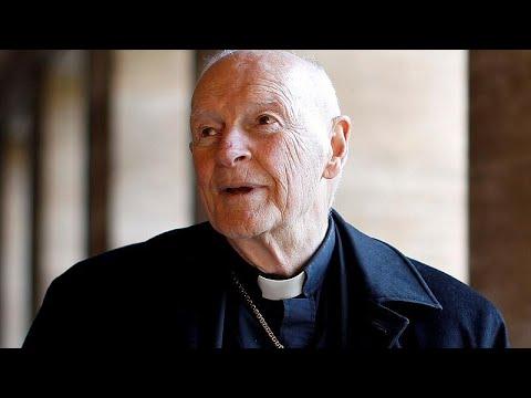 Vatikan: Theodore McCarrick (88) aus Priesteramt entlas ...