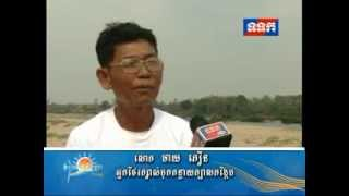 TVK 2013: Press Trip To The Mekong Flooded Forest With WWF (Khmer)