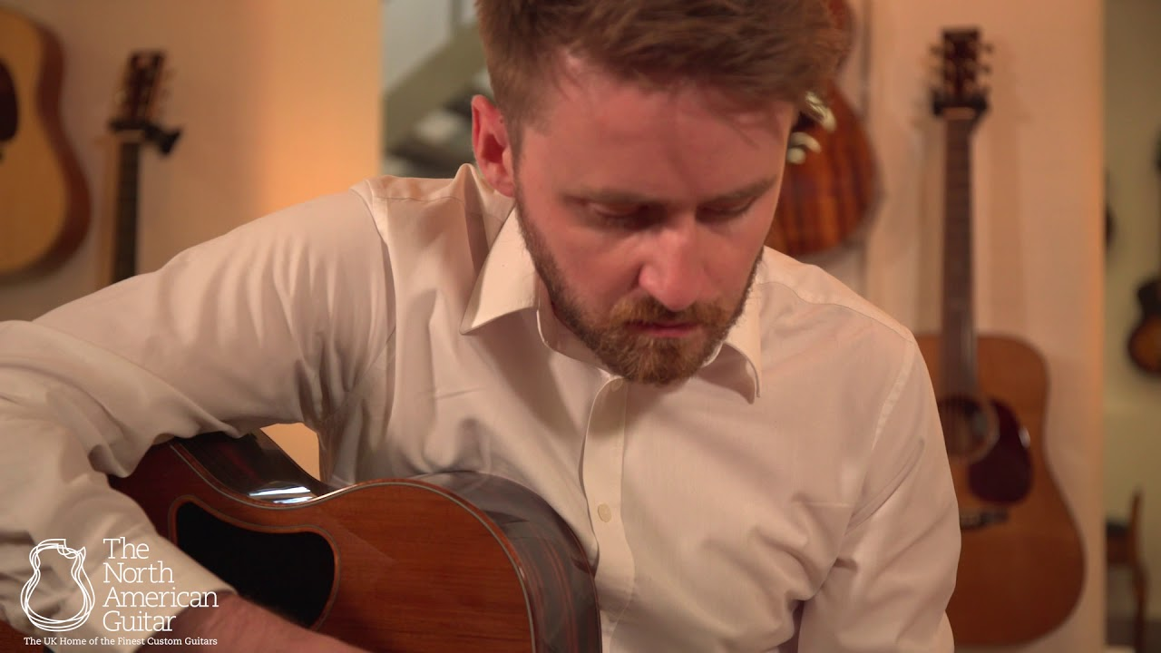 McPherson MG 4 5 Acoustic Guitar Played By Will McNicol (Part Two)