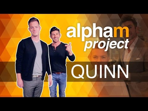 Alpha M Project Quinn | A Men's Makeover Series | Season Premier S2E1