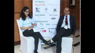 C K Ramakant, Managing Director, Info Track