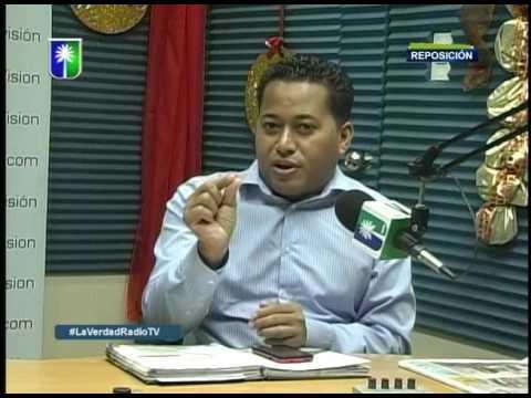 Entrevista a Reinaldo Astudillo en La Verdad Radio TV