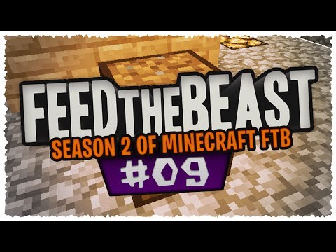 "Feed The Beast - ""DirtChest 9000!"" (S2-EP09)"