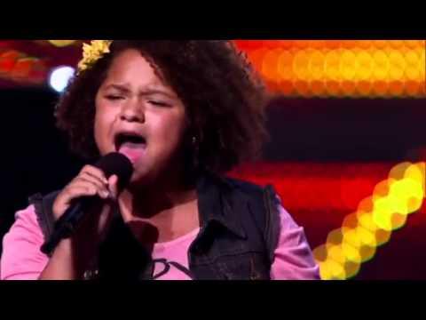 13歲美國女生Richel Crow超强翻唱 If I Were Boy
