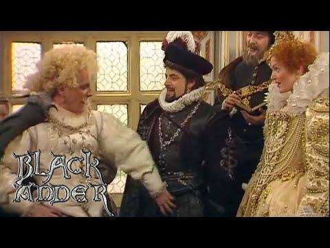 Lord Flashheart's Grand Entrance - Blackadder - BBC