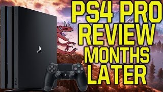 PS4 Pro Review after A FEW MONTHS - PS4 Pro 1080p Review & 4K HDR Screen (PS4 Pro impressions)