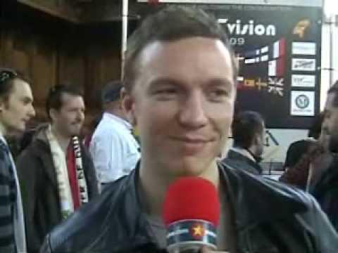 Denmark 2009: Interview with Brinck