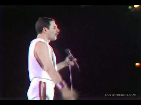 I Want To Break Free (Live At Wembley 11-07-1986)