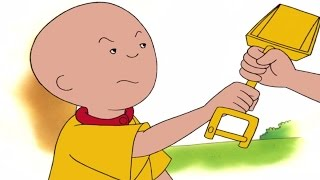 Caillou Full Episodes - 4 HOURS   Grumpy Caillou   Cartoons for Children
