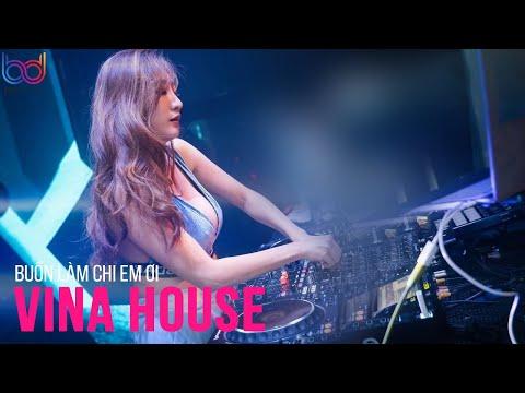 Buồn Làm Chi Em Ơi Remix 💔 NONSTOP Vinahouse, Hoa Nở Không Màu Remix, Nhạc Trẻ Remix, nhạc trẻ 2020