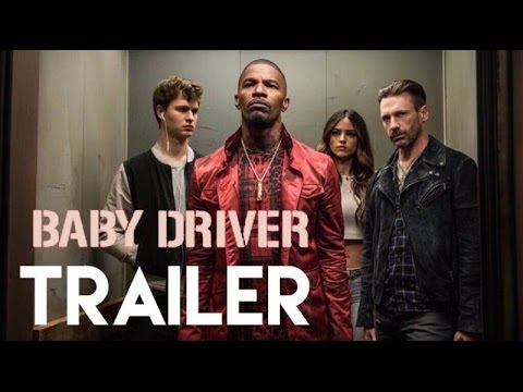 BABY DRIVER (HINDI) - International Trailer (HD)