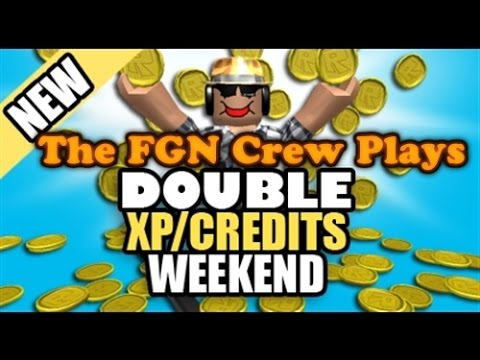The FGN Crew Plays: Roblox Twisted Murderer - Double XP/Credit Weekend (PC)