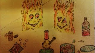 FLAMEPEOPLE.....CANNABIS COMFORT....I think.