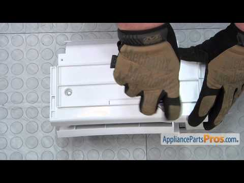 Refrigerator Complete Icemaker Assembly (part #2198597)-How To Replace