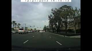 Los Alamitos (CA) United States  city pictures gallery : Driving in Los Alamitos, California