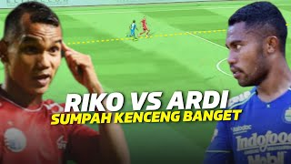 Video NGEGAS ❗ ADU SPEED RIKO VS ARDI IDRUS DALAM LAGA PERSIB MELAWAN PERSIJA MP3, 3GP, MP4, WEBM, AVI, FLV September 2018